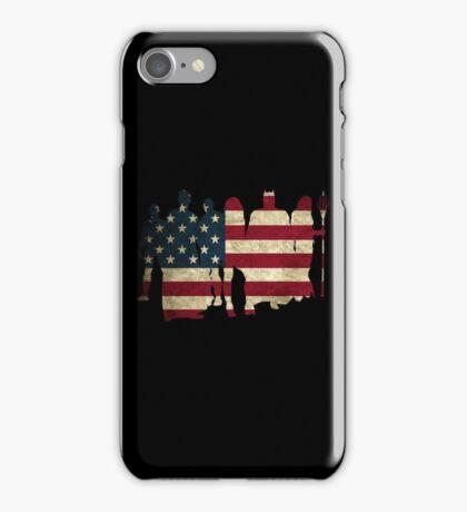 Justice 2017 (USA) iPhone Case/Skin