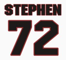 NFL Player Stephen Bowen seventytwo 72 by imsport