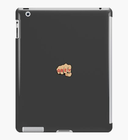 OBEY 1st iPad Case/Skin