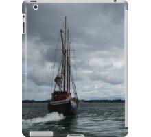 Sailing Into the Storm iPad Case/Skin