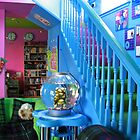 THE BLUE ROOM by EasterDaffodil