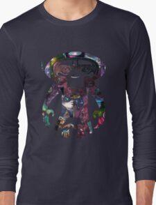 Space Monkeyz Celestial Graphic Long Sleeve T-Shirt