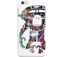 Space Monkeyz Celestial Graphic iPhone Case/Skin
