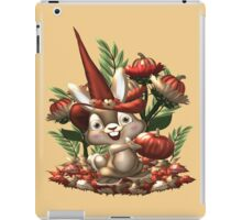 Witchy Rabbit, pillow, tote iPad Case/Skin