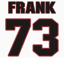 NFL Player Frank Kearse seventythree 73 by imsport