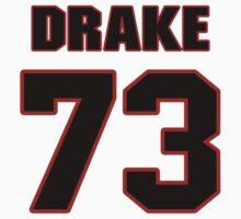 NFL Player Drake Nevis seventythree 73 by imsport