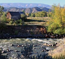 By the Eagle River by CarolM