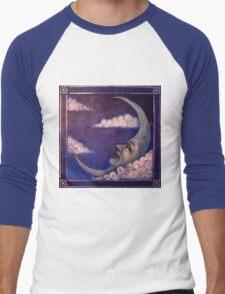 cozy moon Men's Baseball ¾ T-Shirt