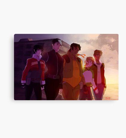 Season 2! Canvas Print