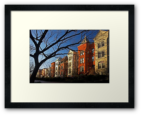 Washington, DC, Capitol Street by cclaude