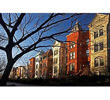 Washington, DC, Capitol Street Photographic Print