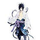 【8000+ views】NARUTO: Uchiha Sasuke by Ruo7in
