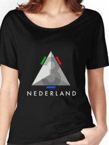 Nederland 3 Women's Relaxed Fit T-Shirt