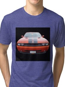 Dodge Challenger SRT Tri-blend T-Shirt
