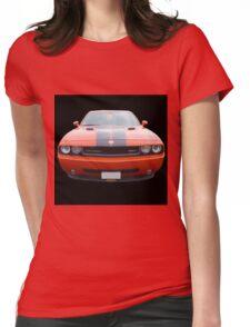 Dodge Challenger SRT Womens Fitted T-Shirt