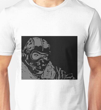 Masked Pilot Unisex T-Shirt