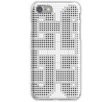 Cross-stitch Pattern iPhone Case/Skin