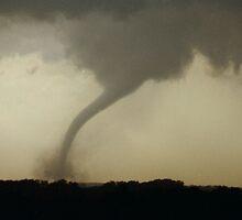 Kansas Tornado by RobertPrentice