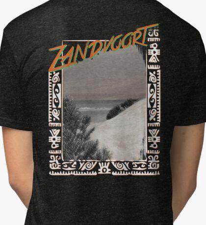Zandvoort Beach Tri-blend T-Shirt
