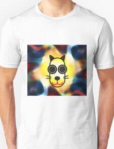 MOODI 1 cat, by m a longbottom - PLATFORM58 Unisex T-Shirt