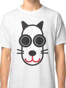 MOODI cat, by m a longbottom - PLATFORM58 Classic T-Shirt