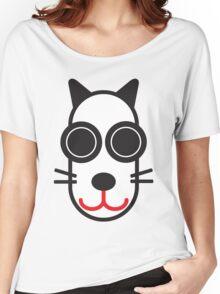 MOODI cat, by m a longbottom - PLATFORM58 Women's Relaxed Fit T-Shirt