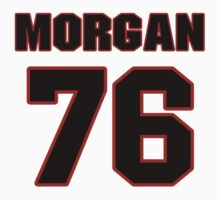 NFL Player Morgan Moses seventysix 76 by imsport