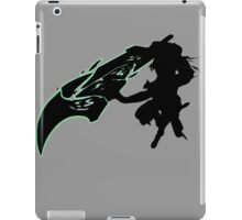 Riven - League of Legends - Black iPad Case/Skin