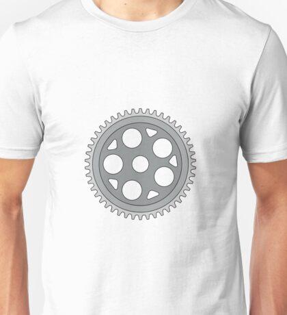 Vintage Single Ring Crank Retro Unisex T-Shirt