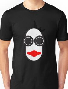 MOODI face, by m a longbottom - PLATFORM58 Unisex T-Shirt