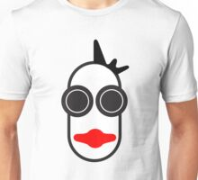 MOODI face, by m a longbottom - PLATFORM58 Unisex T-Shirt