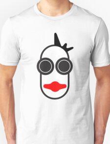 MOODI face, by m a longbottom - PLATFORM58 T-Shirt