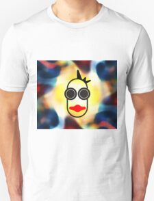 MOODI 1 face, by m a longbottom - PLATFORM58 Unisex T-Shirt
