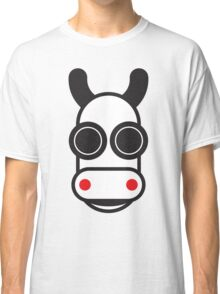 MOODI cow, by m a longbottom - PLATFORM58 Classic T-Shirt
