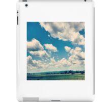 Oklahoma Plains iPad Case/Skin