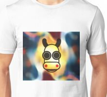 MOODI 1 cow, by m a longbottom - PLATFORM58 Unisex T-Shirt