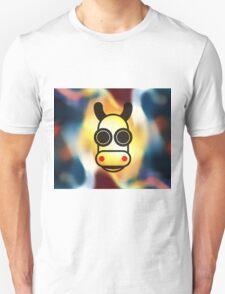 MOODI 1 cow, by m a longbottom - PLATFORM58 T-Shirt