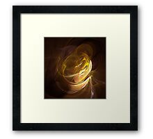 Fractal Dreams #1 Framed Print