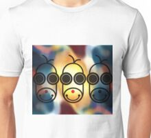 MOODI 3 monkey, by m a longbottom - PLATFORM58 Unisex T-Shirt