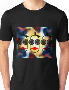 MOODI 3 face, by m a longbottom - PLATFORM58 Unisex T-Shirt