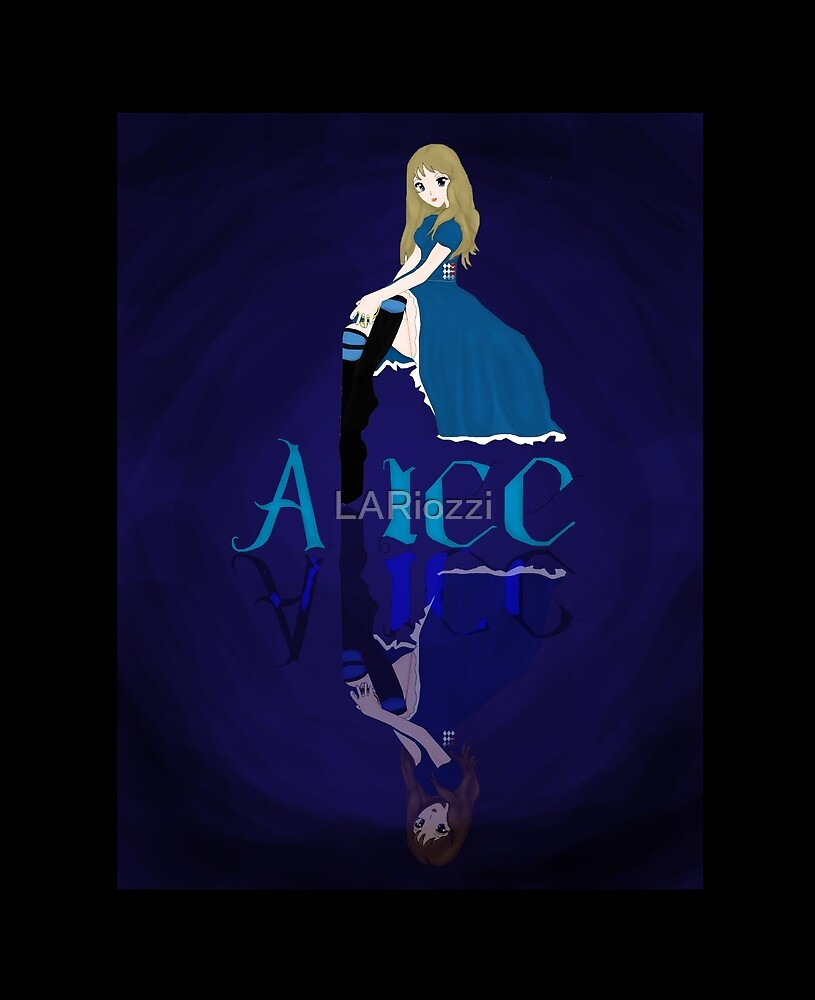Alice: Through The Looking Glass by LARiozzi