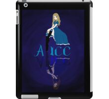 Alice: Through The Looking Glass iPad Case/Skin