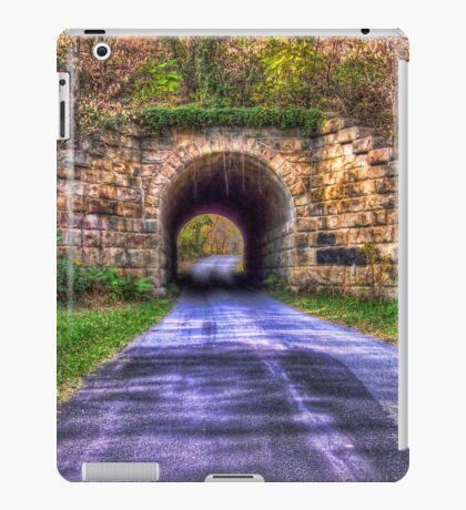 Railroad Tunnel iPad Case/Skin