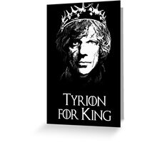Tyrion ( GoT ) Greeting Card