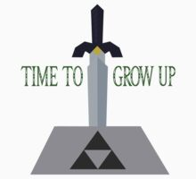 Time to Grow Up by Brandon Matlock