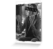 MacGuff Greeting Card