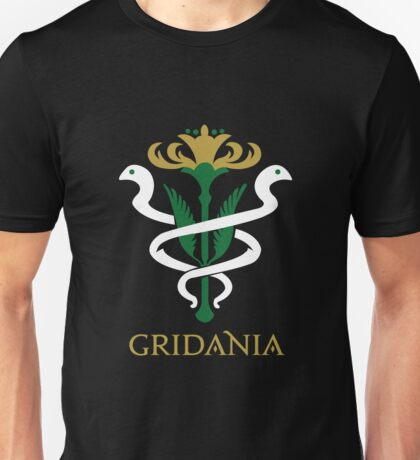 Gridania Coat of Arms Unisex T-Shirt