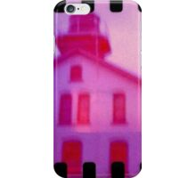 Grand Traverse Light House iPhone Case/Skin