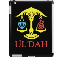 Ul'dah iPad Case/Skin