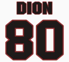 NFL Player Dion Sims eighty 80 by imsport